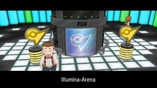 Let's Play Pokemon X & Y (Walkthrough) Part 41 - Illumina-Arena, die Quiz-Arena