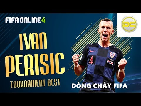 DÒNG CHẢY FIFA | Review Ivan Perisic mùa TB (Tournament Best)