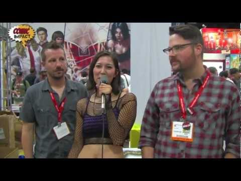 San Diego Comic Con 2011: Undying Love
