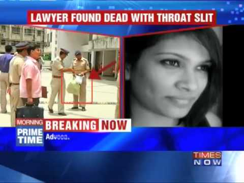 Chilling Murder in Mumbai: Lawyer found dead