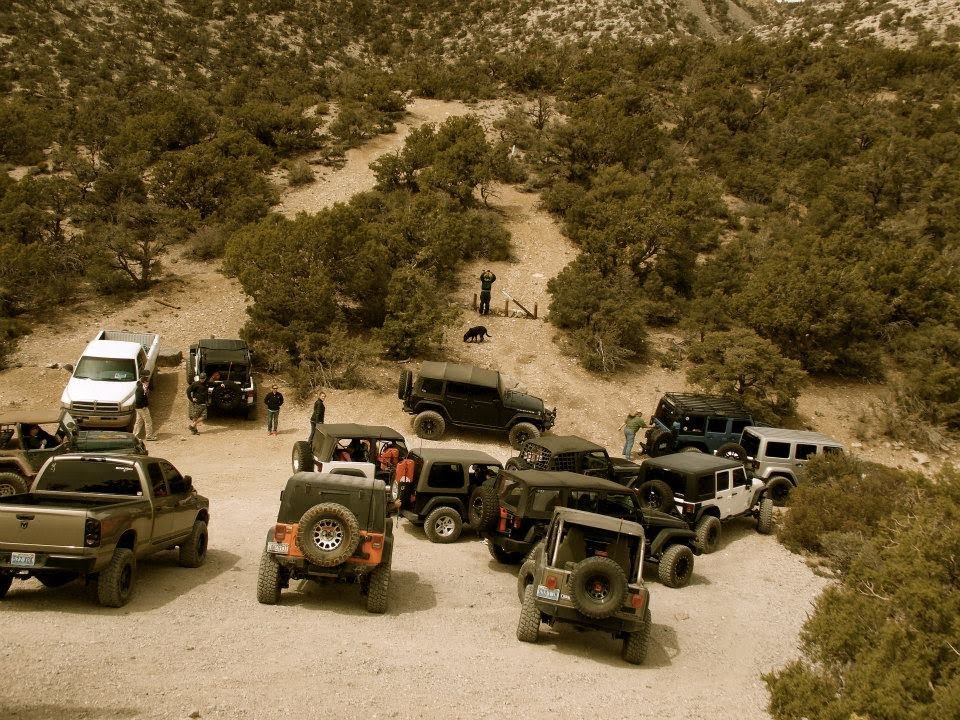 Marvelous Rocky Gap Road Trail With Jeep Fanatics March 2014, Off Road , Red Rock  Park, GoPro   YouTube