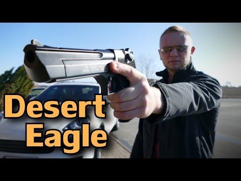 KWC Desert Eagle Airsoft Review [DE]