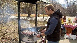Где в Москве  пожарить шашлык и не получить штраф