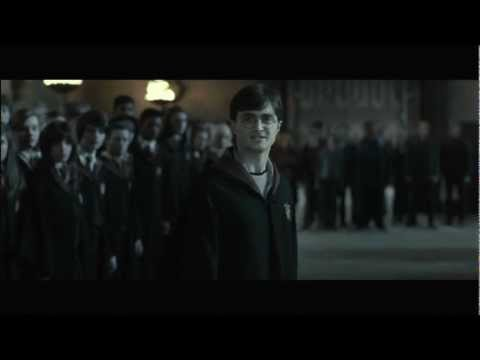 Harry Confronts Snape - Harry Potter and