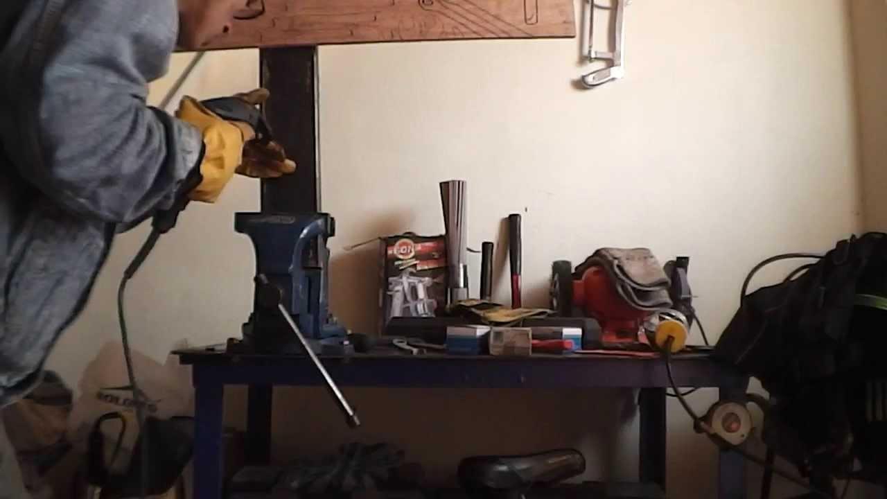 Como hacer un tablero de herramientas Parte 12