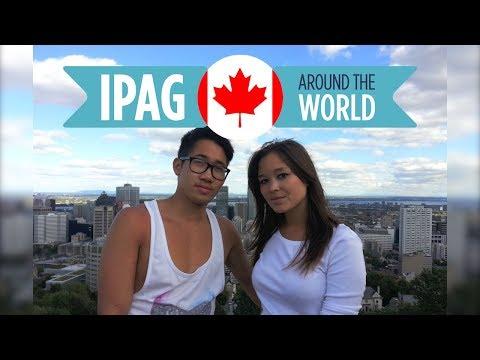 Expat'IPAG 🇨🇦 Canada, Montreal: Sarah & Vincent / Internship
