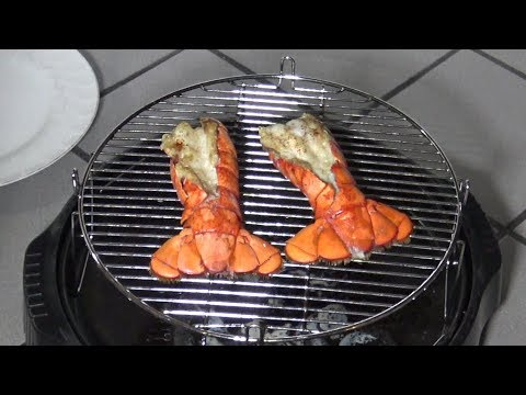 Lobster Tails NuWave Oven Recipe - YouTube