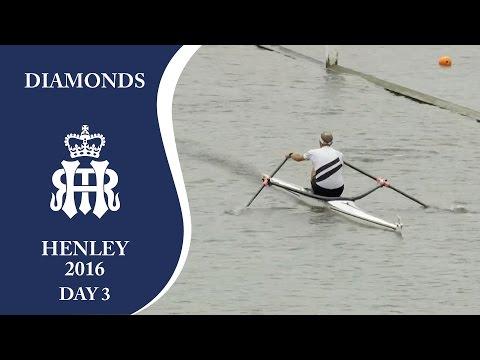 Drysdale v Naske | Day 3 Henley 2016 | Diamonds