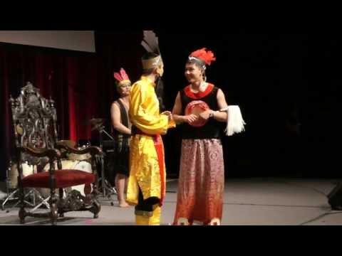 Vua hùng kén rể Tiết mục của VDS Usyd tại Gala 2012