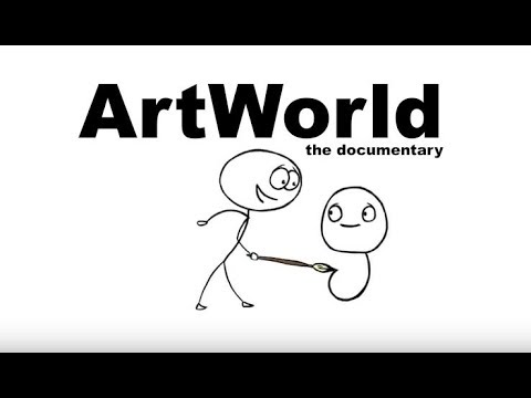 """ArtWorld"" the Documentary FINAL art film by Shane Townley"