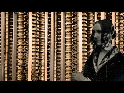 The Scientific Life of Ada Lovelace - Professor Ursula Marti