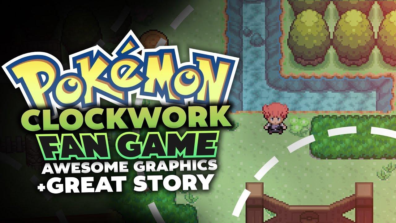 Pokemon Fan Games 2020.Best Pokemon Fan Games 2019 Ultimate List Gamingscan