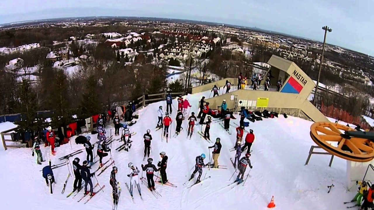 buck hill skiing and snowboarding - youtube