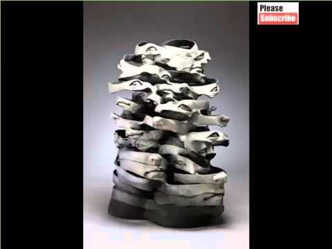 Geometric Abstract Ceramic Sculpture Ideas | Ceramic Arts ...