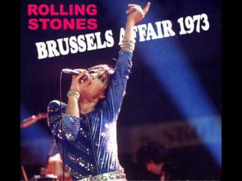 Rolling Stones Gimme Shelter Brussels Affair 1973