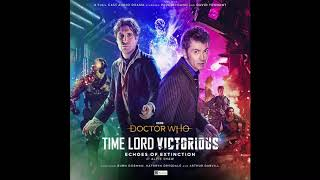 Time Lord Victorious: Echoes Of Extinction - Trailer - Big Finish