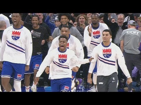 Hield 35 Pts! Kings Snap Celtics 10 Game Streak! 2019-20 NBA Season