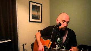 "Cover of Agalloch's ""Fire Above, Ice Below"""