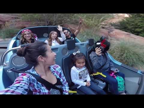 Disneyland Trip with Family!