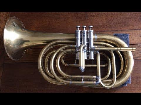 Contrabass Trumpet In F