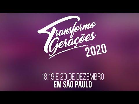 #TransformoGerações 2020