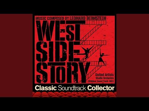 United Artists Studio Orchestra, Betty Wand, George Chakiris & The Sharks and Their Girls - America mp3 ke stažení