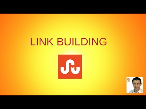 Linkbuilding desde stumbleupon - SEO