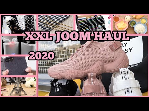 xxl-joom-haul-2020-|-unboxing-|-dupes-|-+live-test-|-gewinnspiel-|-aktuell-|-infobox-|-#2