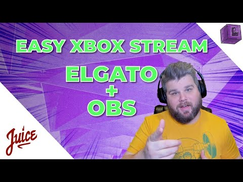 How To Stream Using Elgato HD60 S On Xbox One X - NO CHAT CABLE!