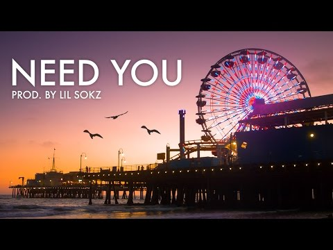 Need You 💖 (California Santa Monica Pier Beach / GoPro Summer 2018 / A Day In LA 2018) Prod.Lil Sokz