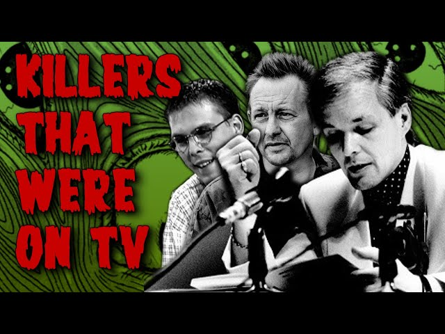 The TV Appearances of Convicted KiIIers