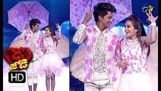 Nithesh and Garima Performance | Dhee Jodi | 9th January 2019   | ETV Telugu