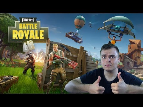 Fortnite - Novi PUBG? (Battle Royale) [Balkan]