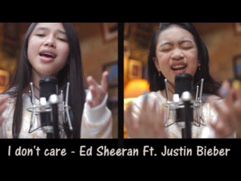 I Don't Care ( Cover By Zara Leola & Anneth Delliecia )