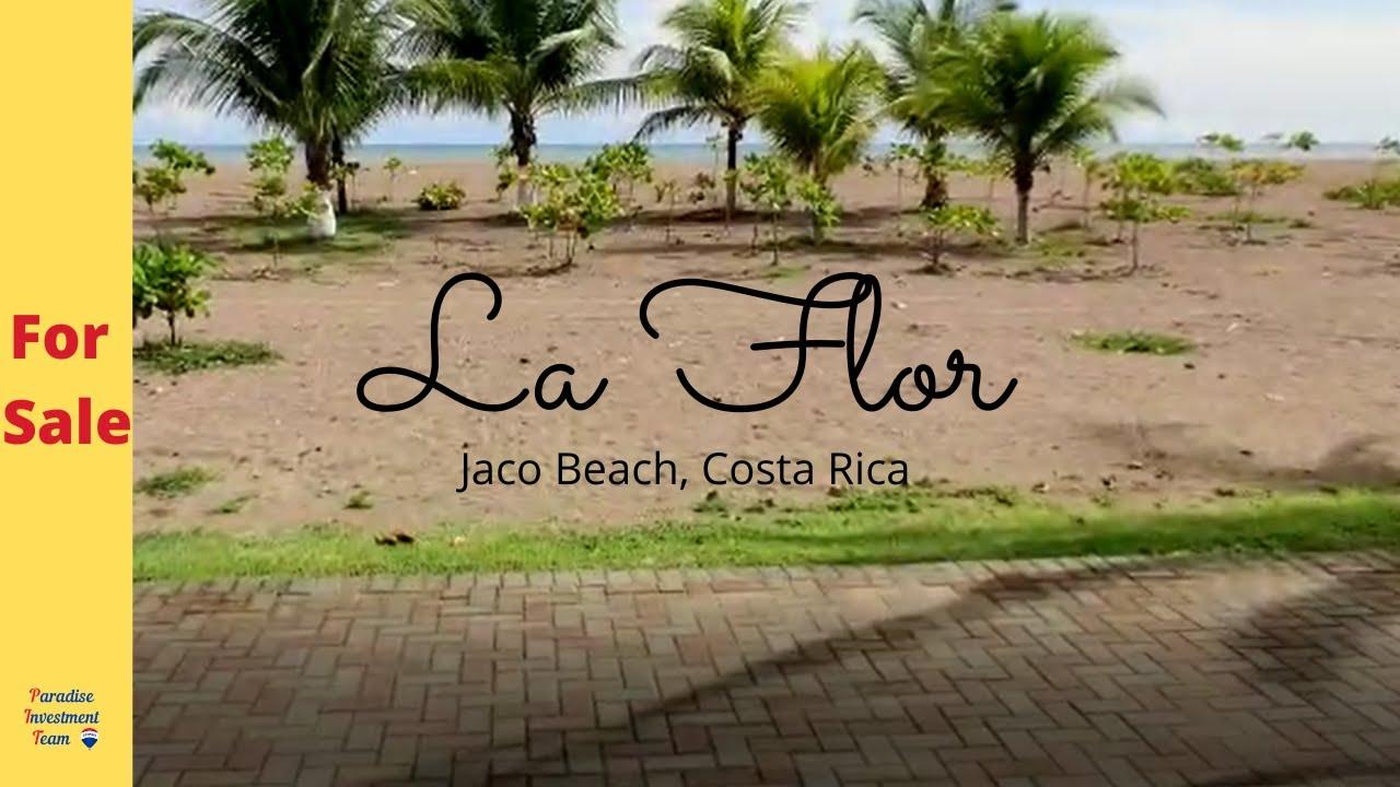 La Flor | Ocean Front Community | Jaco Beach