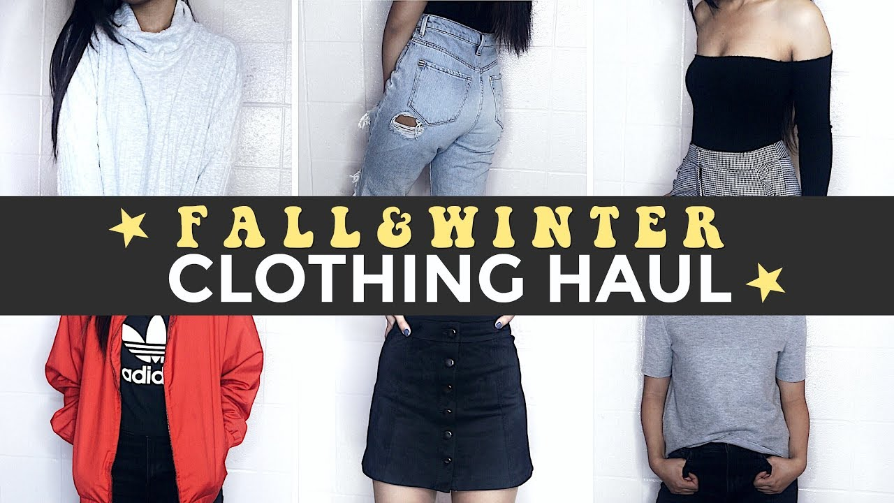 6f06ddd0f4f COLLECTIVE TRY-ON FALL WINTER CLOTHING HAUL
