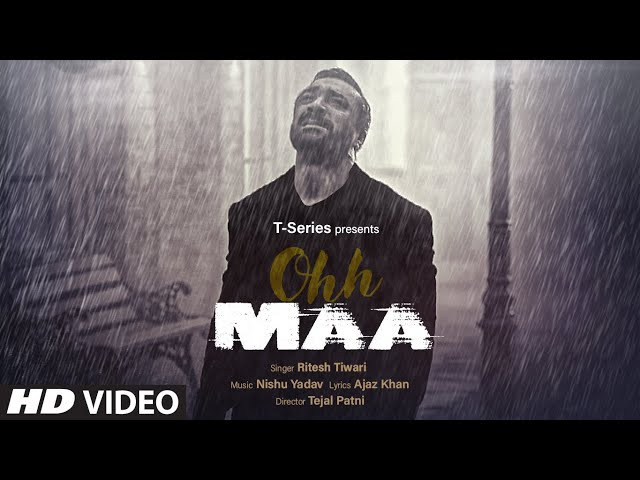 Ohh Maa (Full Video Song) Ritesh Tiwari Feat. Ajaz Khan | Nishu Yadav | New Hindi Song 2020