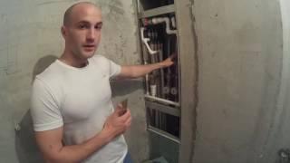 Ремонт в Пушкино. (Проверка Разводки труб)(, 2016-06-01T06:34:37.000Z)