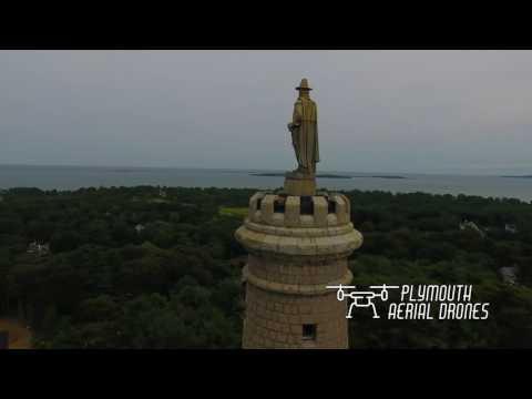 Myles Standish Monument - Duxbury, MA