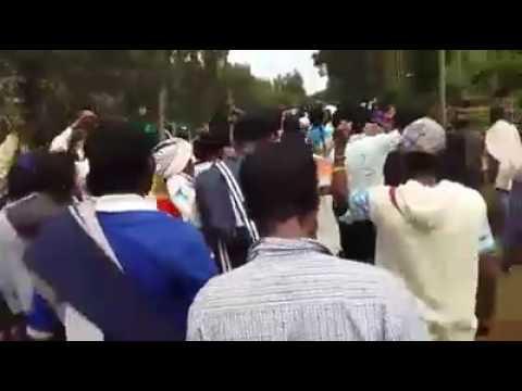 Amhara resistance in Achefer, Kunzela Gojjam