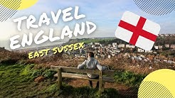 CHARMING ENGLISH TOWNS OF EAST SUSSEX (BRIGHTON, HASTINGS, RYE)   GAY COUPLE TRAVEL VLOG