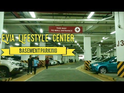 Evia Lifestyle Center Basement Parking by HourPhilippines.com