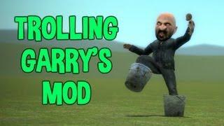 Garry's Mod Trolling - The Legend of Shaft Master