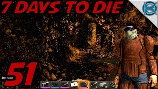 """7 Days To Die Alpha 12 Gameplay / Let's Play (s-12) -ep. 51- """"mine N' Chat"""""""
