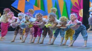Благотворительный танцевальный фестиваль \