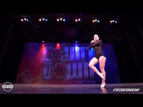Bailey Holt Age 15 open solo, Choreo Zoi Tatopoulos