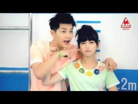 iu and song joong ki dating