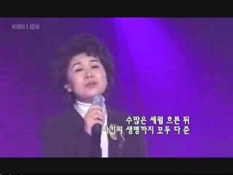 Миллион алых роз по корейски