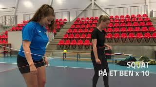 Træningsinspiration: Squat