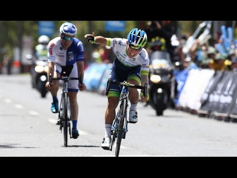 JAYCO HERALD SUN TOUR 2016 - STAGE 3 - (Caleb Ewan) - Highlights